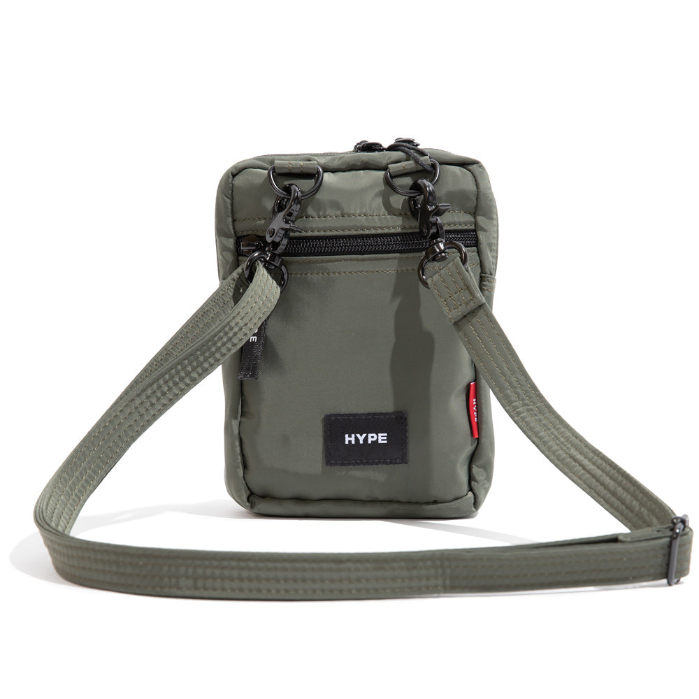 Seasonal Marcher Sling Bag  | Olive