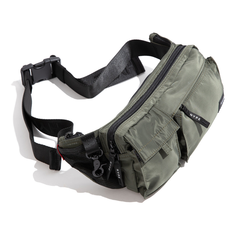 Seasonal Mace Sling Pouch Bag | Olive