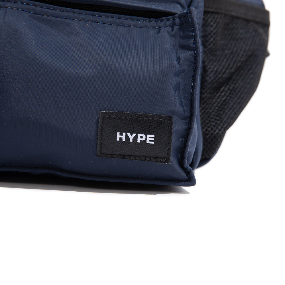 Seasonal Mace Sling Pouch Bag | Navy