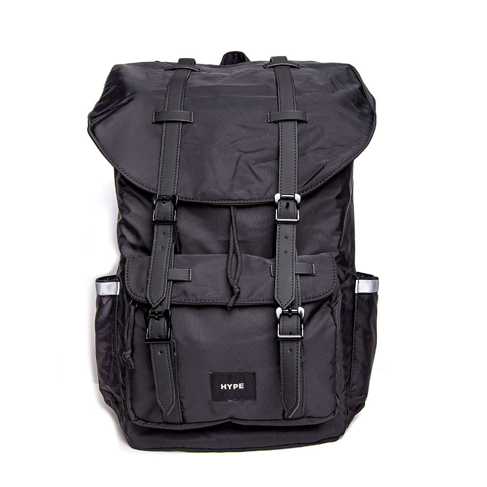 Seasonal Reflective Grind Backpack | Black