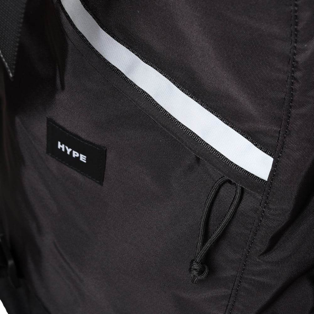 Seasonal Reflective Nollie Backpack | Black