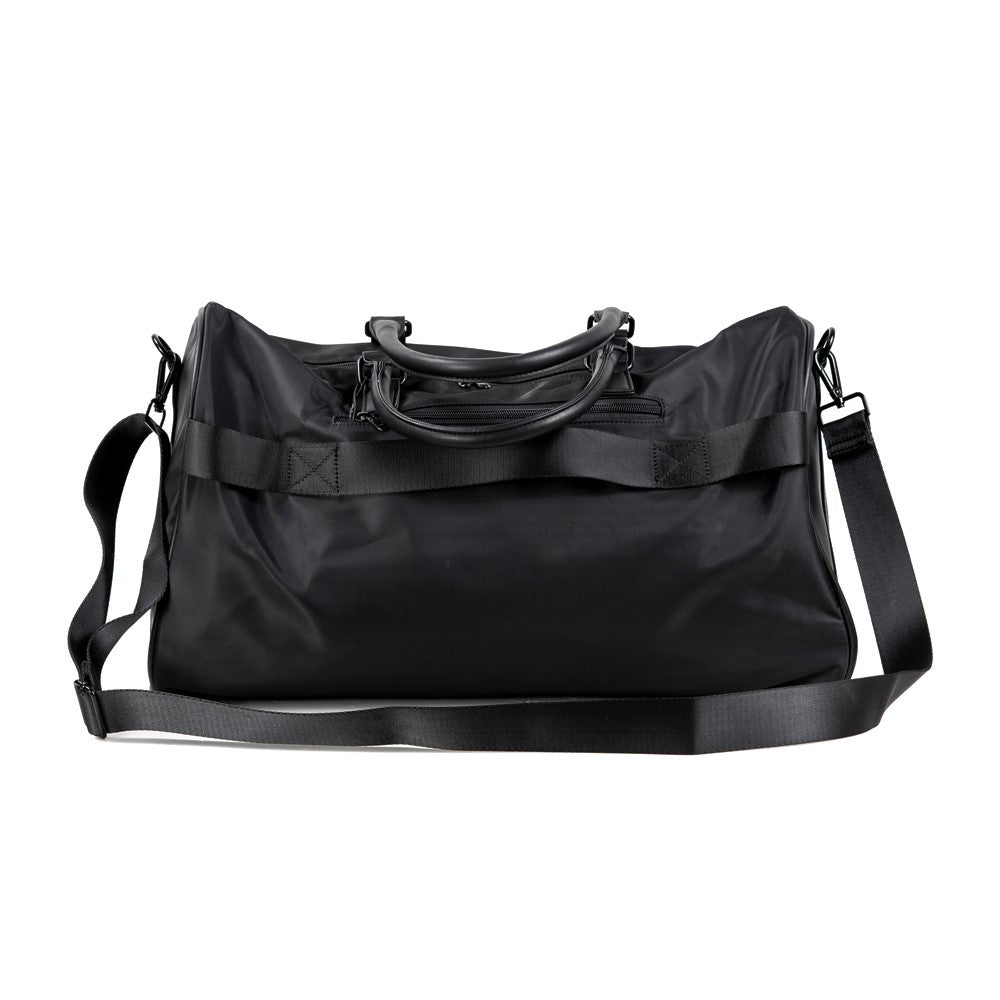 Seasonal Duffle bag | Black/ Black