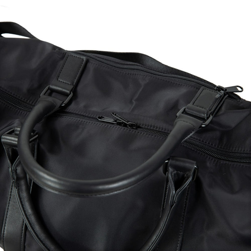 Seasonal Duffle bag | Black/ White