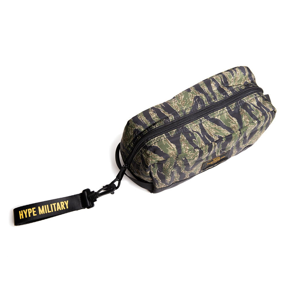 Capsule Military Travel Pouch | Camo