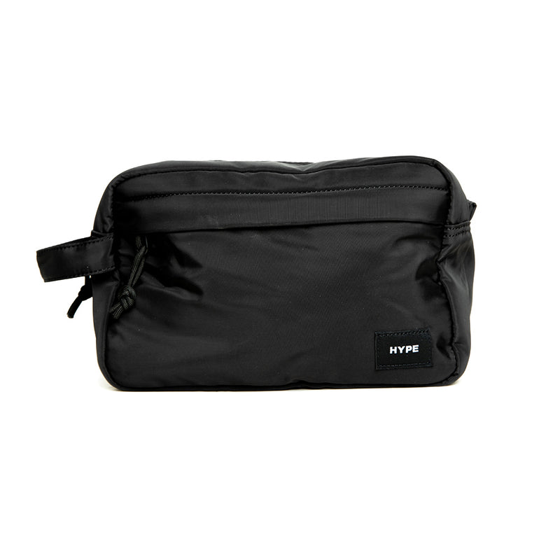 Seasonal Travel Pouch | Black