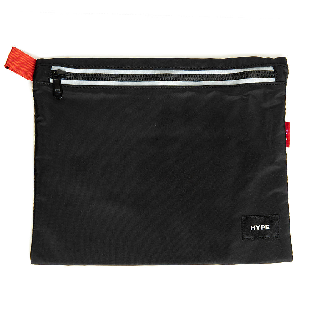 Seasonal 3 in 1 Travel Pouch | Black