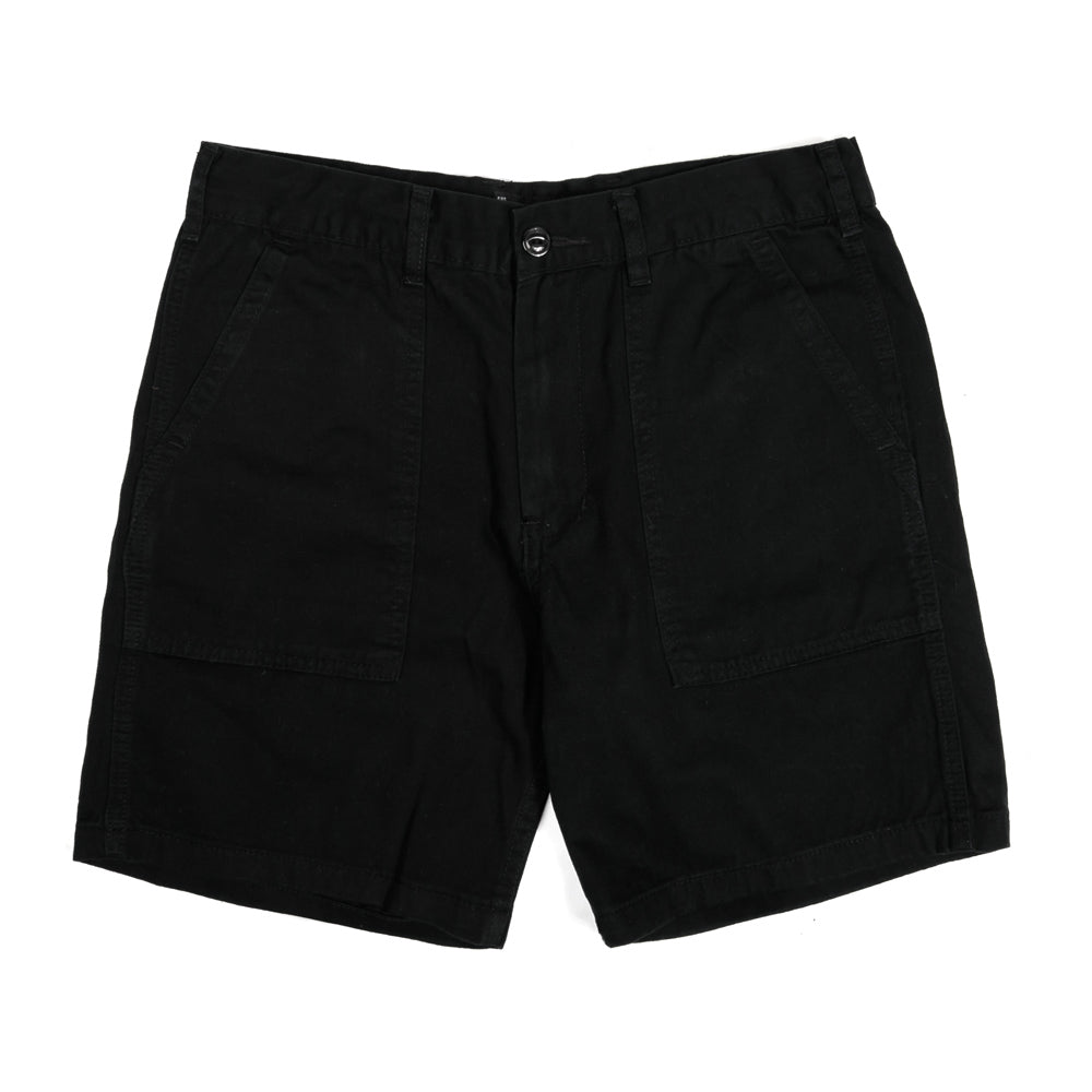 Basic Baker Shorts | Black