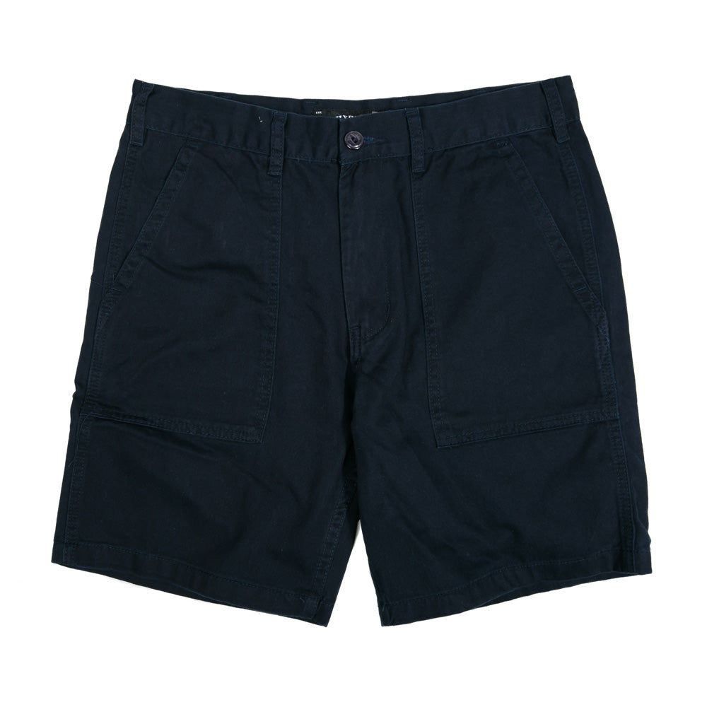 Basic Baker Shorts | Navy