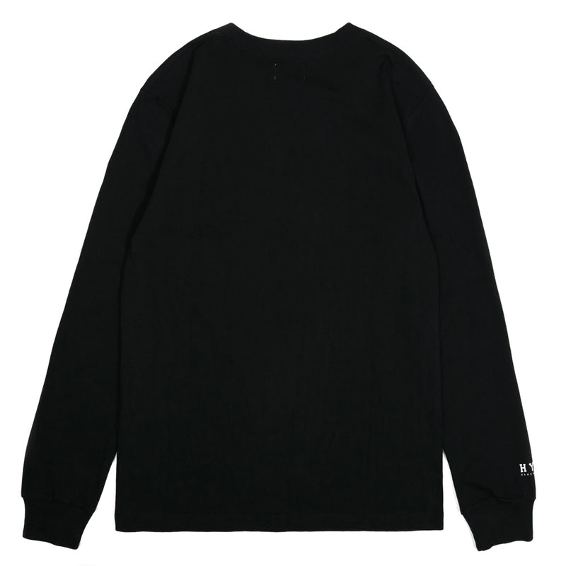 Basic Long Sleeve Tee | Black