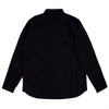 Basic Oxford Long Sleeve Shirt | Black