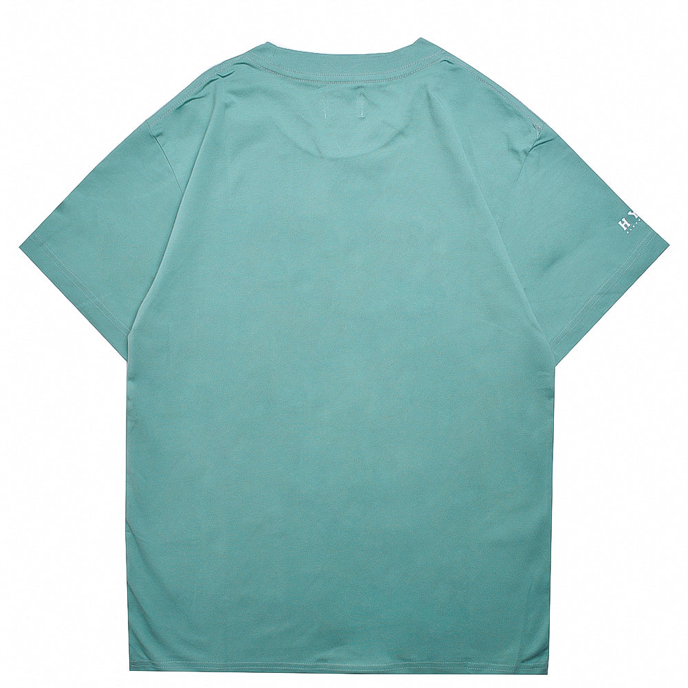 Basic Pocket Short Sleeve Tee | Dirty Mint