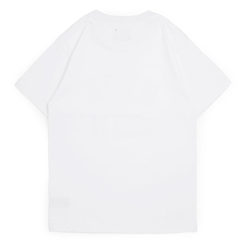 Basic Pocket Short Sleeve Tee | White
