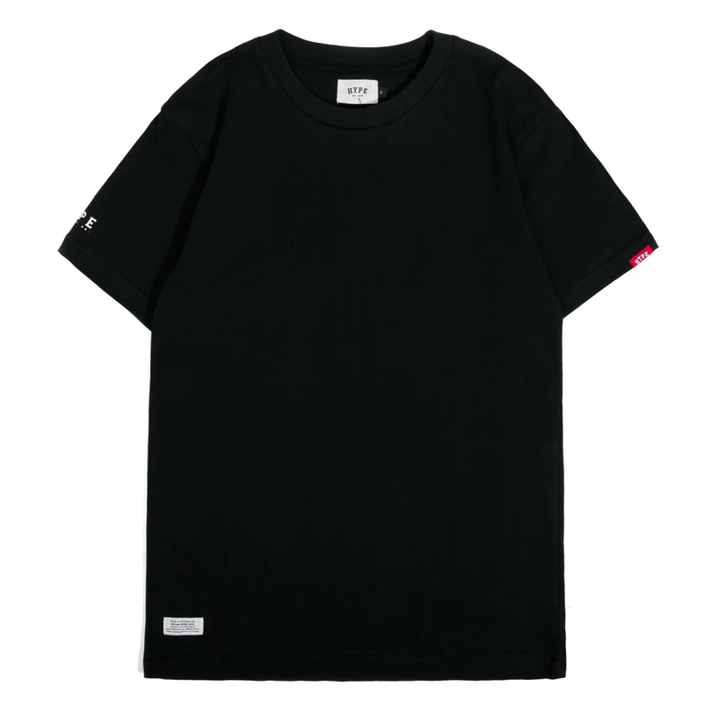 Basic Short Sleeve Tee | Black