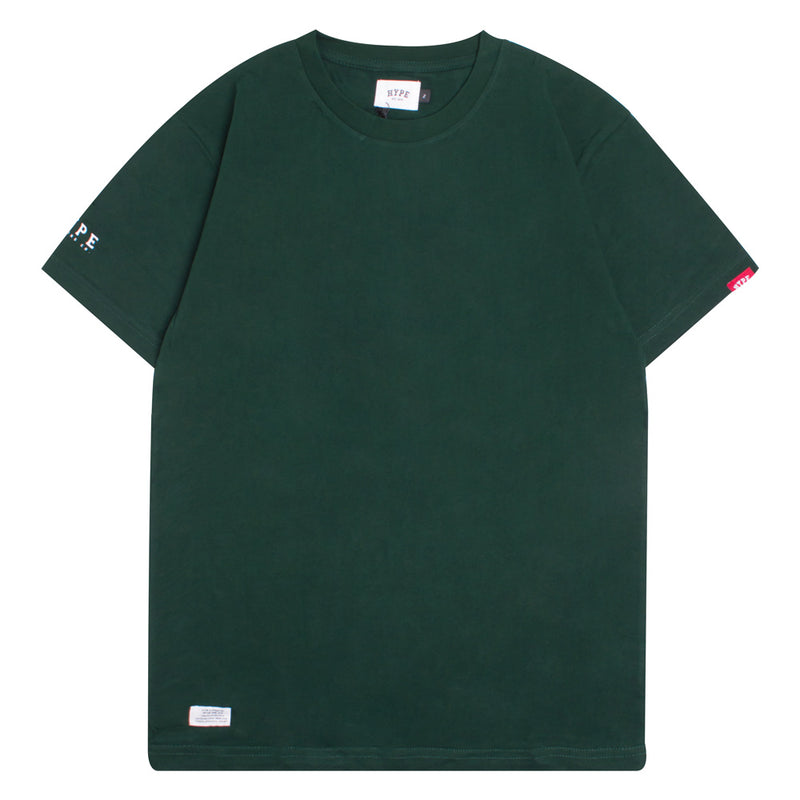 Basic Short Sleeve Tee | Green