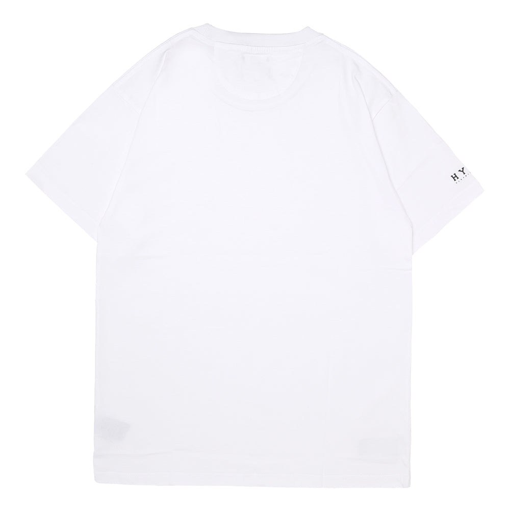 Basic Short Sleeve Tee | White