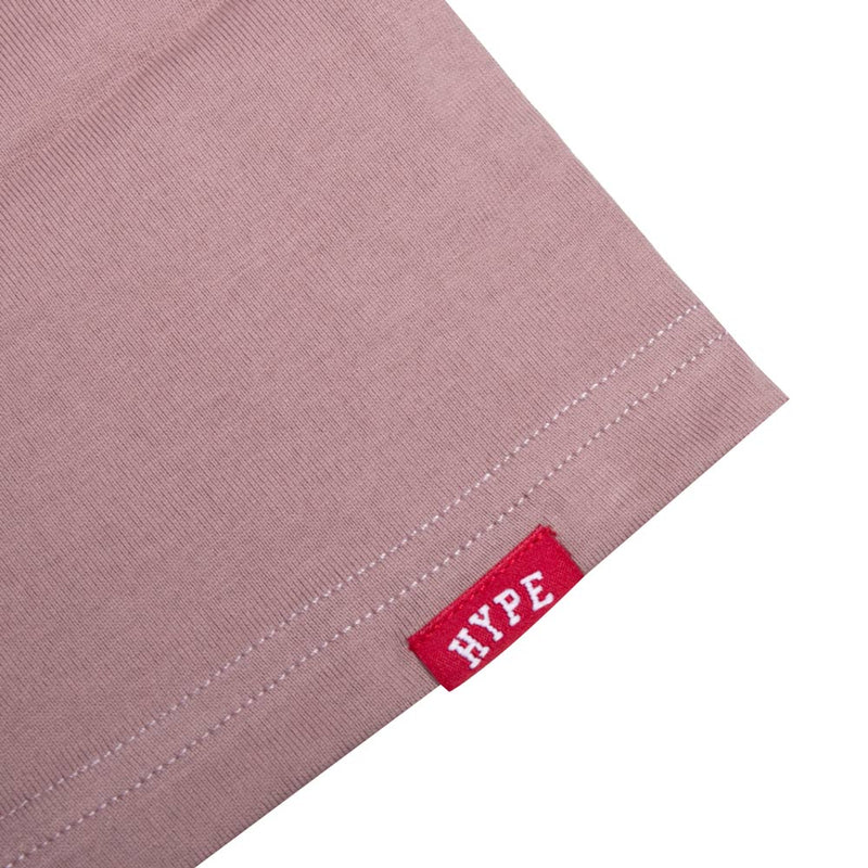 Capsule Adversity Short Sleeve Tee | Dusty Pink