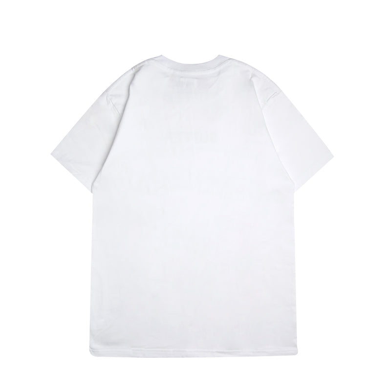 Capsule Adversity Short Sleeve Tee | White