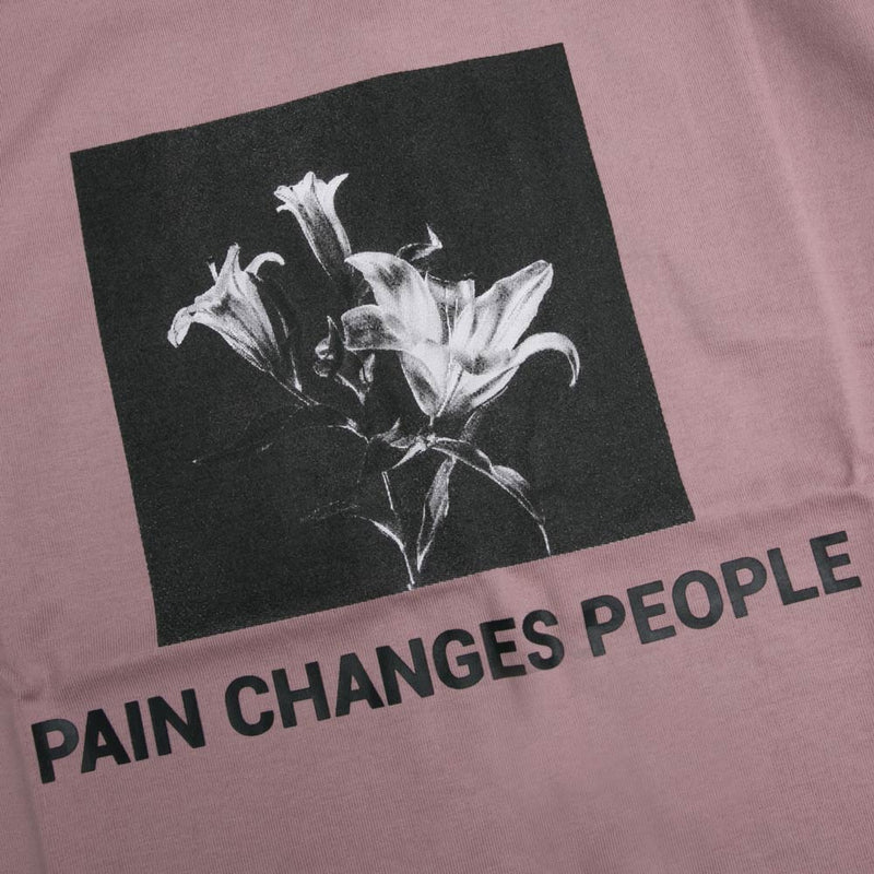 Capsule Anguish Short Sleeve Tee | Dusty Pink