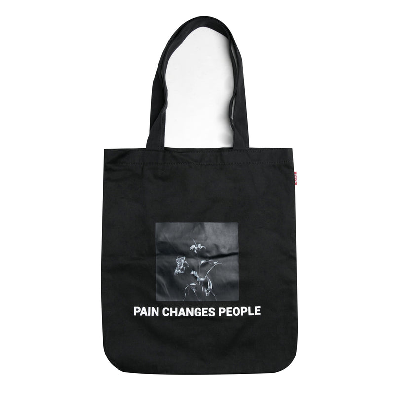Capsule Anguish Tote Bag | Black