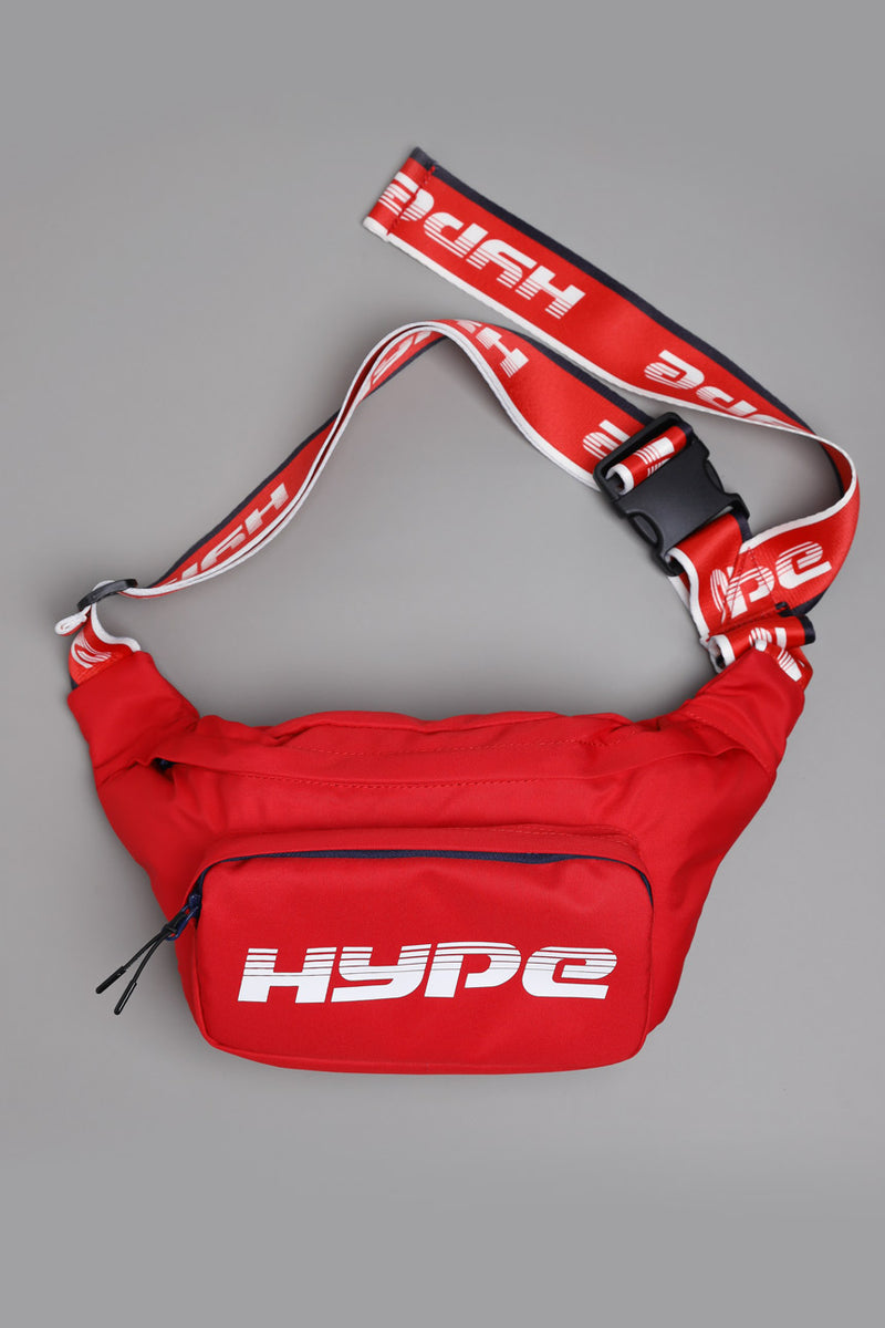 Capsule Annapolis Waist Pouch Bag | Red