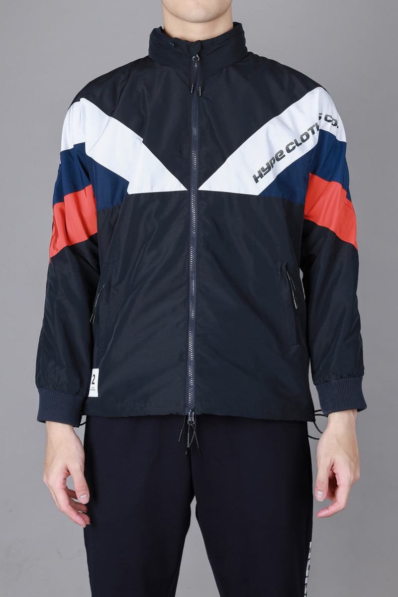 Capsule Annapolis Windbreaker Jacket | Navy