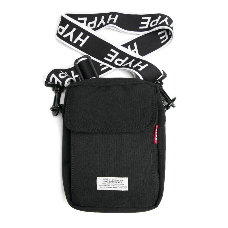 Capsule Authentic Sport Crossbag | Black