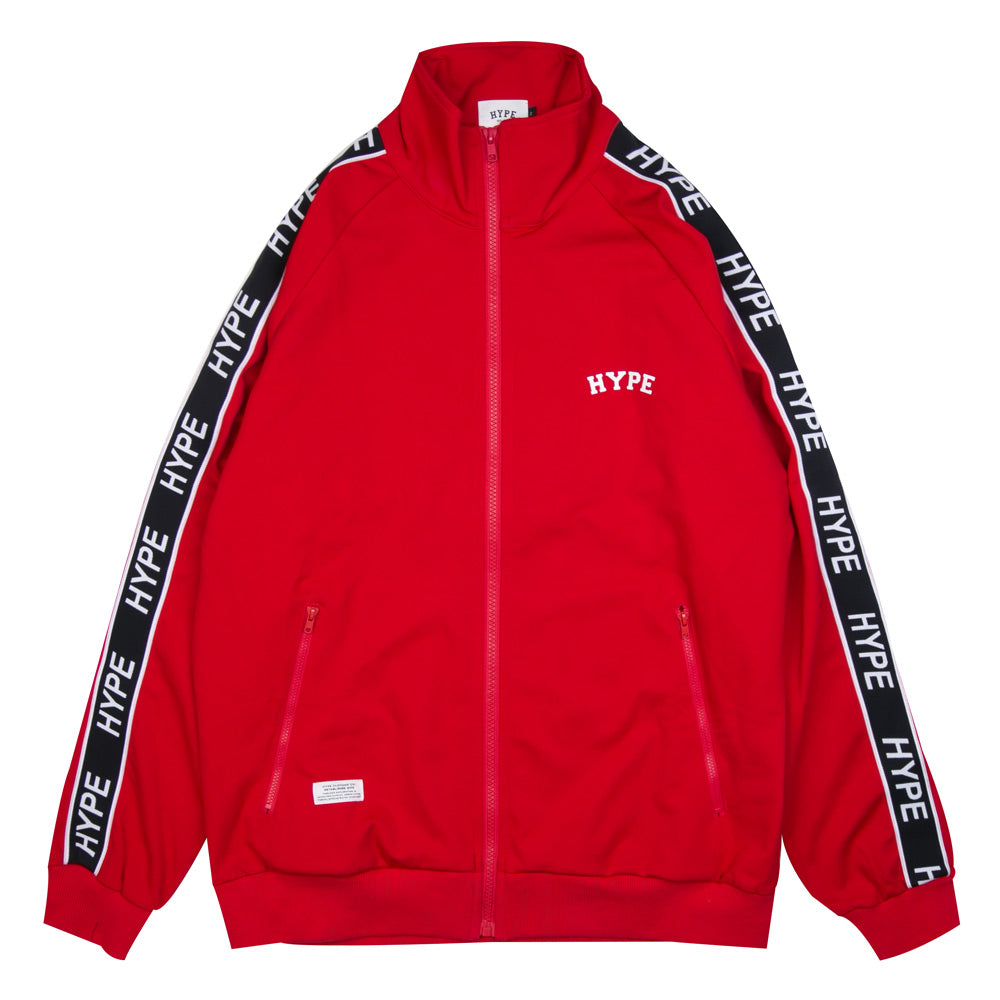 Capsule Authentic Sport Track Jacket | Red