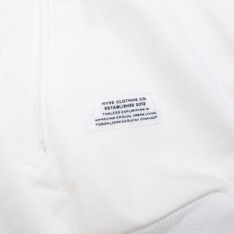 Capsule Authentic Sport Track Jacket | White
