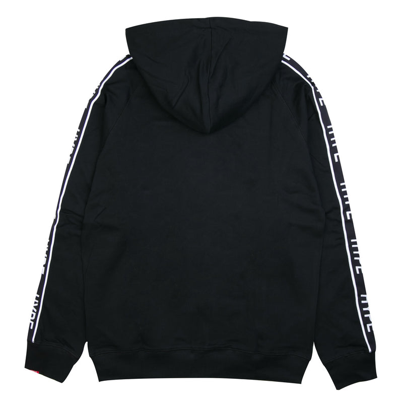 Capsule Authentic Sport Zip Hoodie | Black