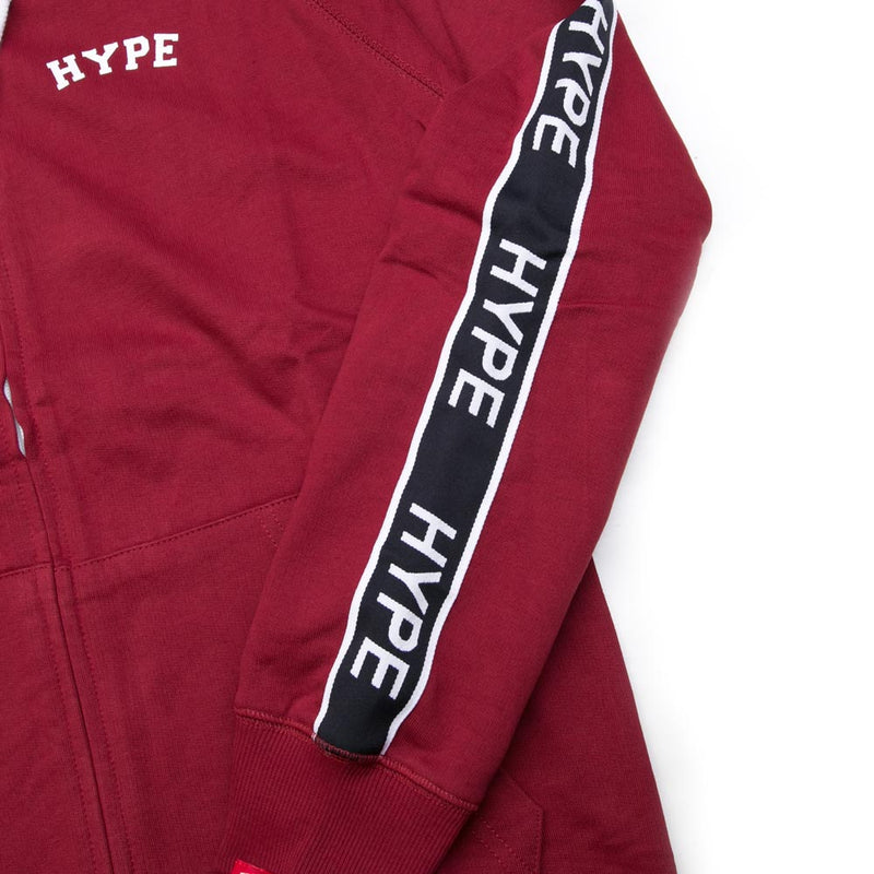 Capsule Authentic Sport Zip Hoodie | Maroon