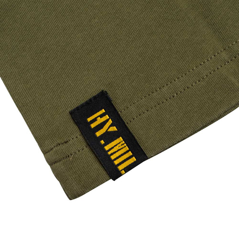 Capsule Battalion Long Sleeve Tee | Olive