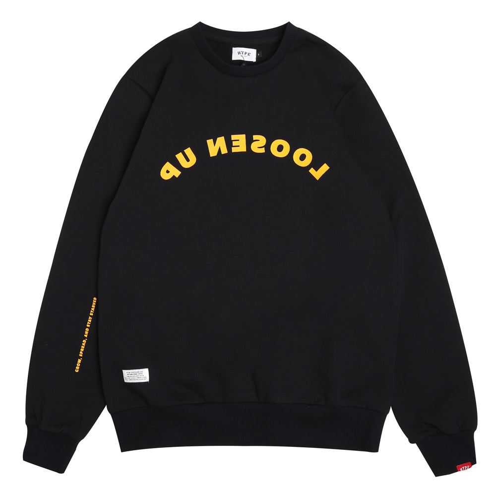 Capsule Cathey Crewneck Sweater | Black