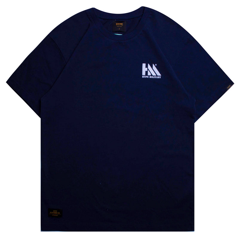 Capsule Conquer Short Sleeve Tee | Navy