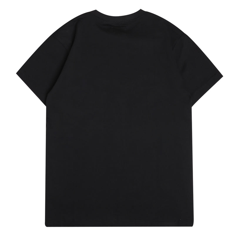 Capsule Hester Short Sleeve Tee | Black