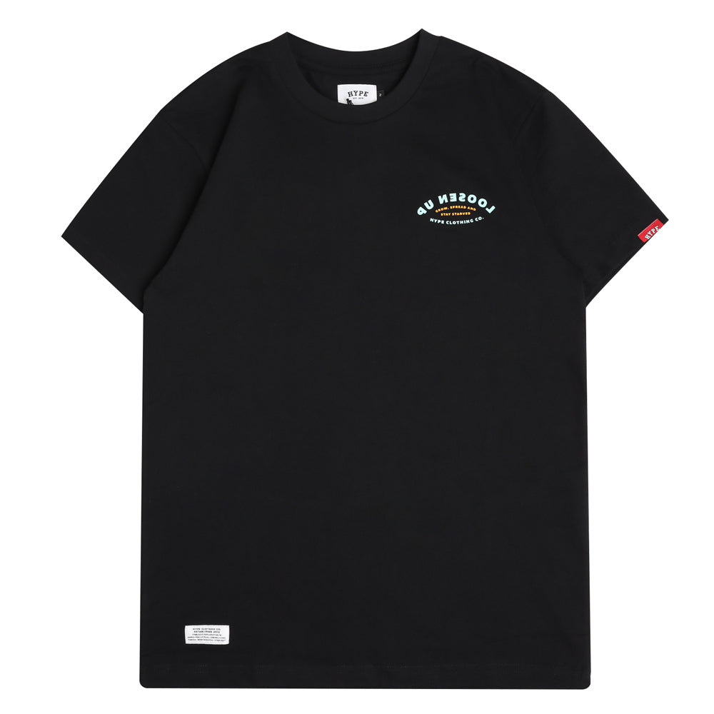 Capsule Howell Short Sleeve Tee | Black