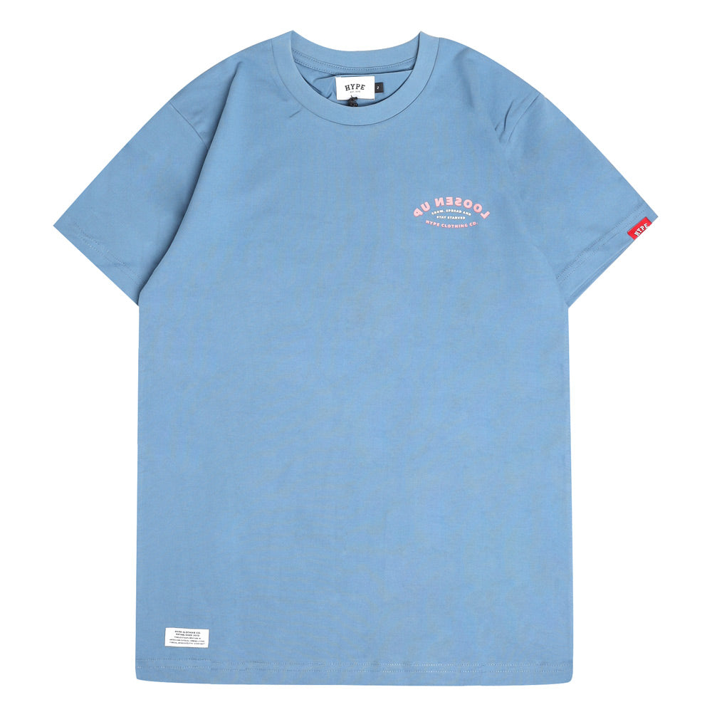 Capsule Howell Short Sleeve Tee | Blue