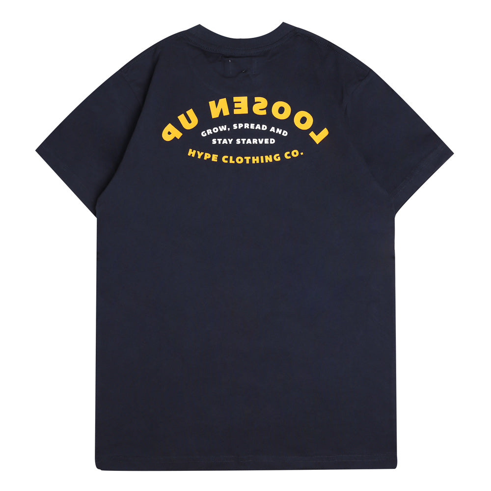 Capsule Howell Short Sleeve Tee | Navy