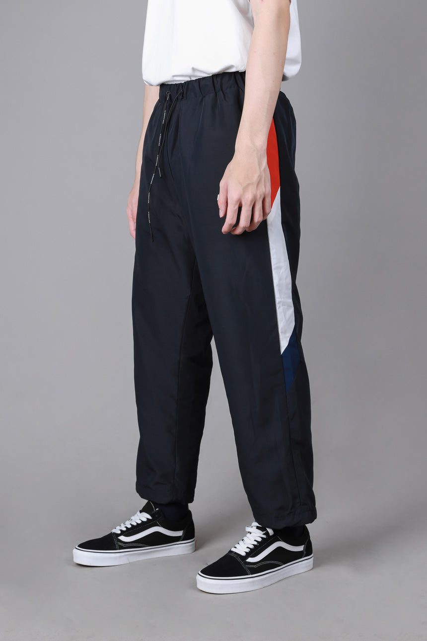 Capsule Huddle Windbreaker Long Pants | Navy