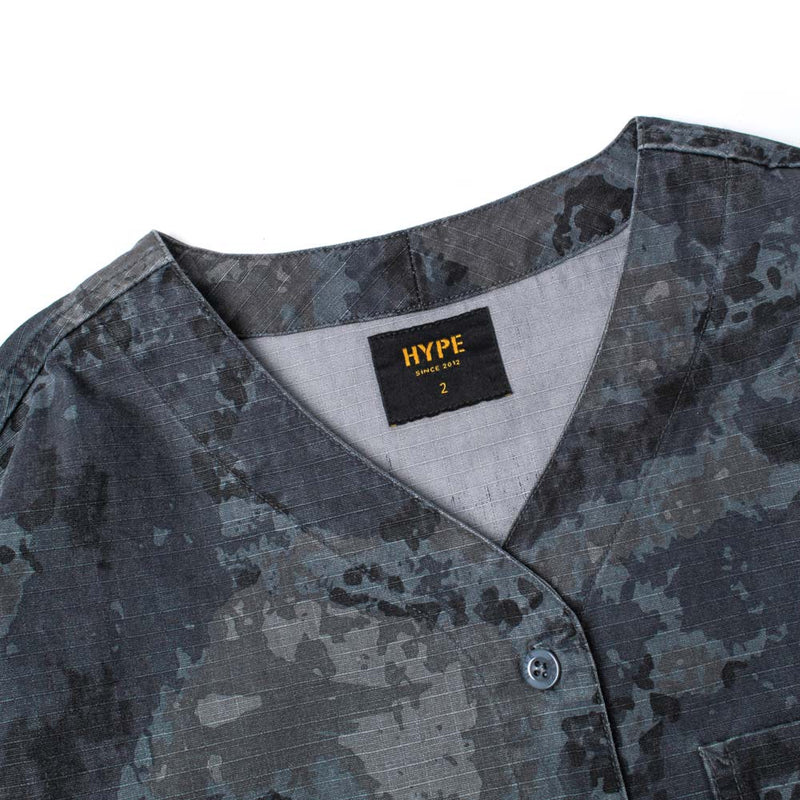 Capsule Women Command Long Sleeve Shirt | Camo
