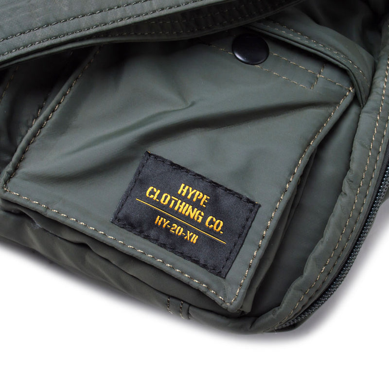 Capsule Military Sling Pouch Bag | Olive