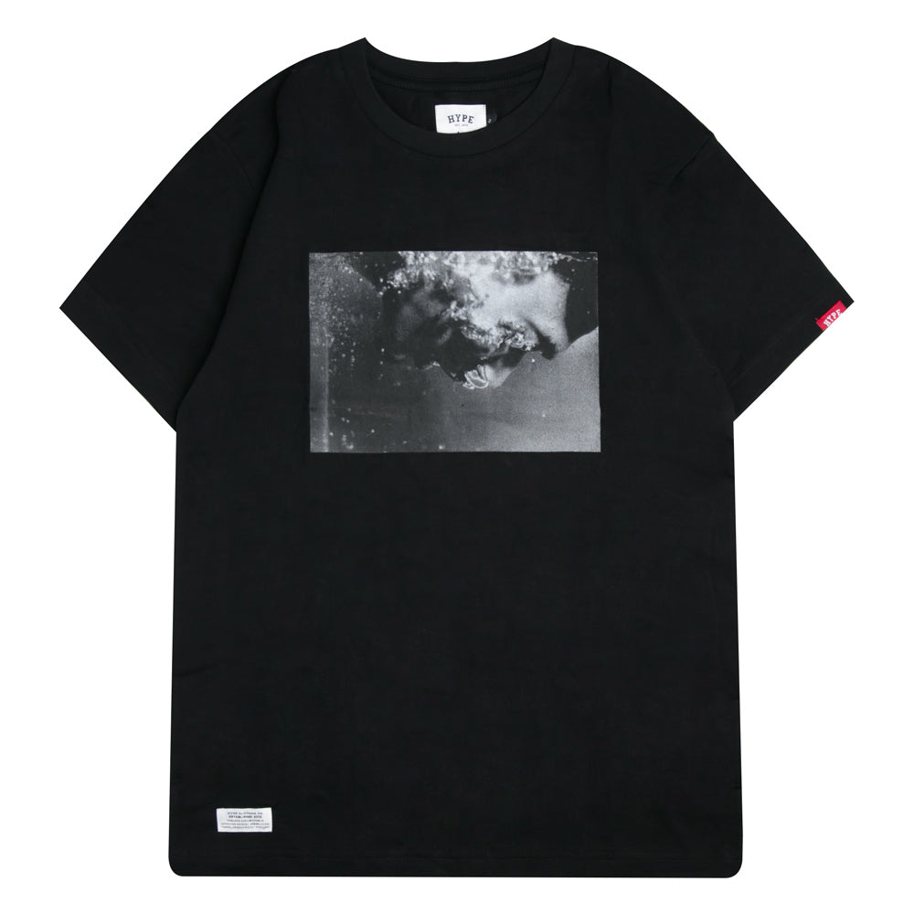 Capsule Tribulation Short Sleeve Tee | Black