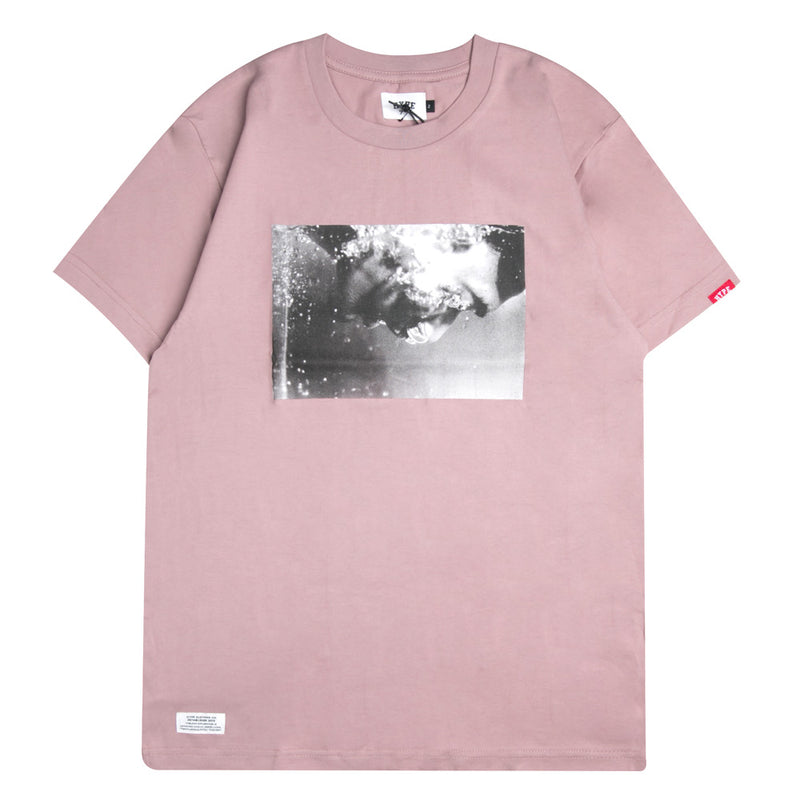 Capsule Tribulation Short Sleeve Tee | Dusty Pink
