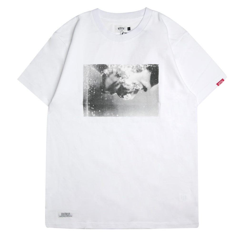 Capsule Tribulation Short Sleeve Tee | White