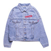 Capsule Women Disengage Oversized Denim Jacket | Light Denim