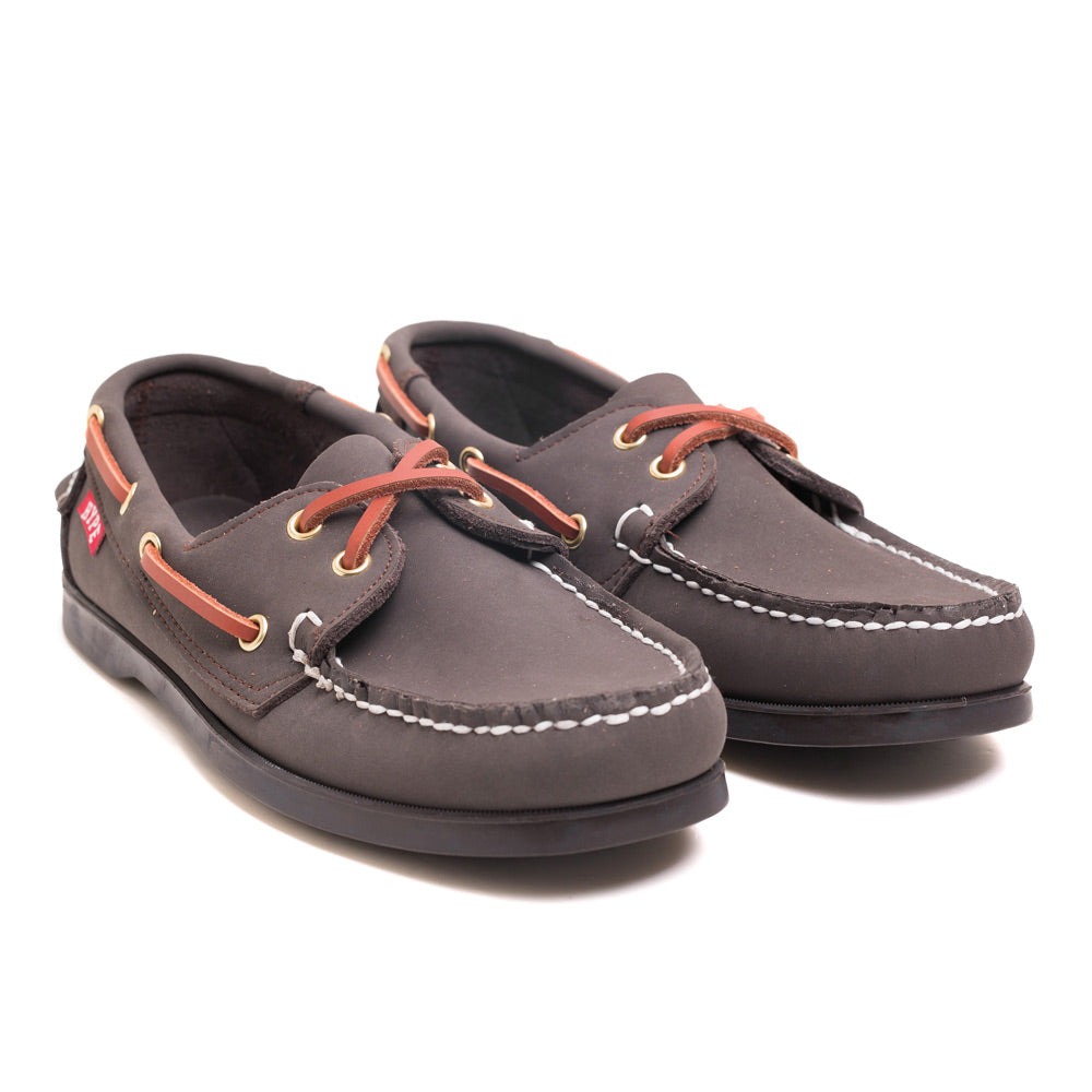 Seasonal Deck Shoes | Dark Brown