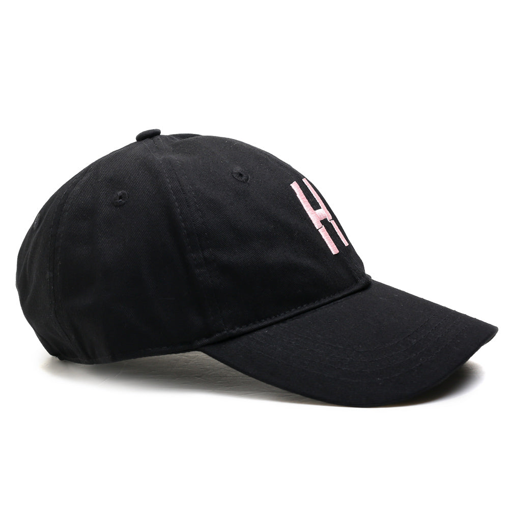 Seasonal Deezy 6 Panel Sport Cap | Black