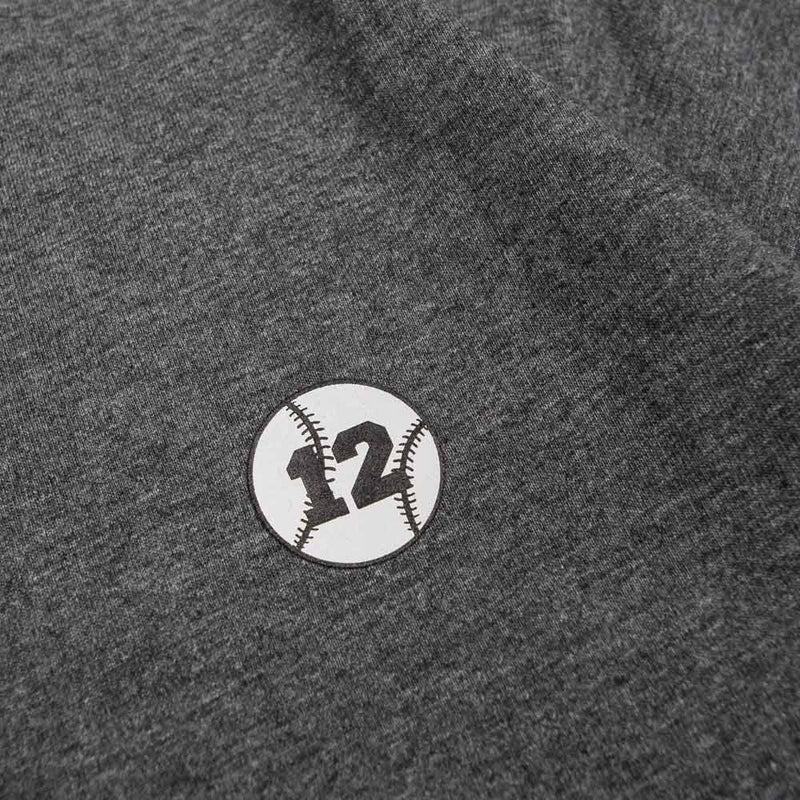 Seasonal Hamilton Tee | Dark Heather Grey