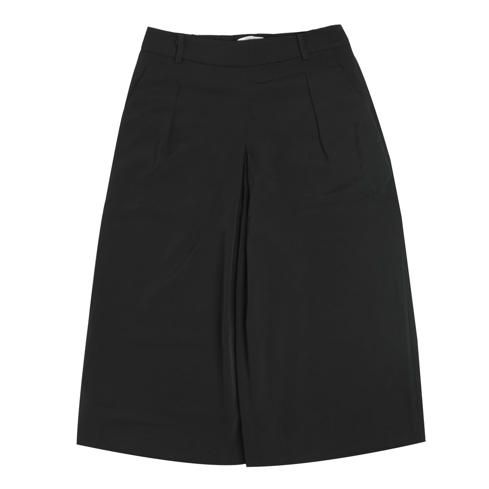 Ladies Basic Culottes | Black