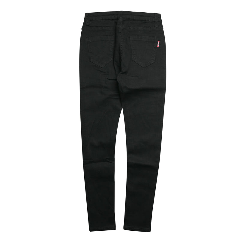 Ladies Denim Jeans | Black