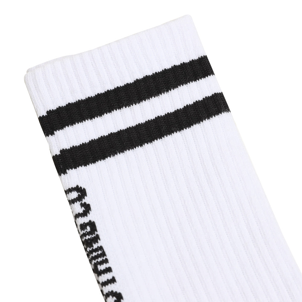 Long Socks | White